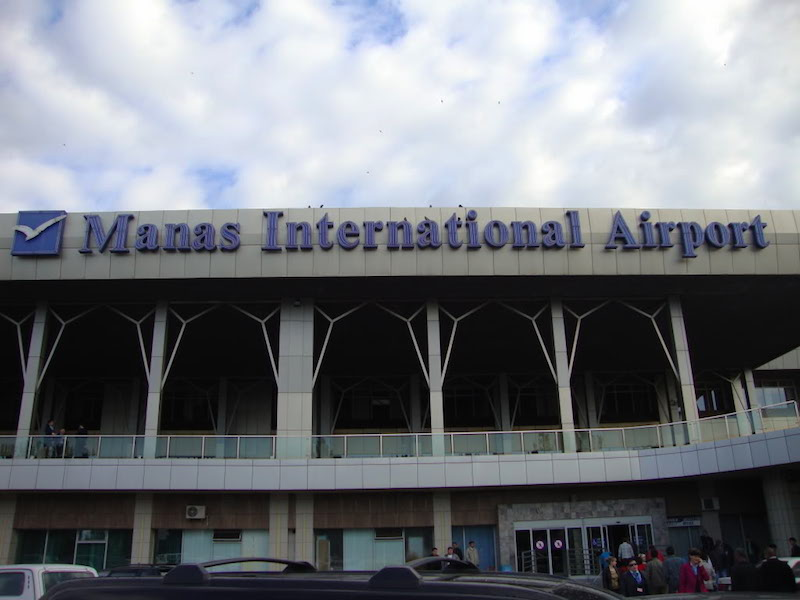EBRD financing to modernise Manas Airport in Kyrgyz Republic