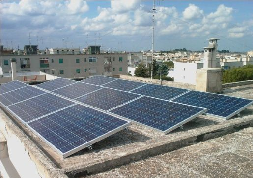 HPCL Roof Top Solar Systems Tenders