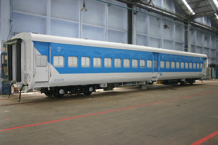 Indian Railway Tenders